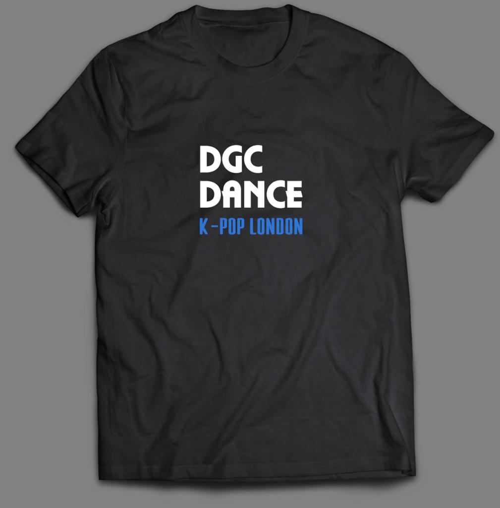 DGC-Dance-Logo-Tshirt