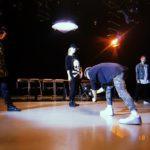 MIC Drop MV 09–Low angle shot