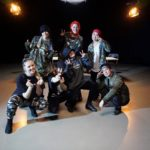 MIC Drop MV 16-Group-Pose