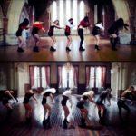 Jennie Solo MV side-by-side 1